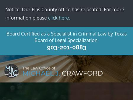The Law Office of Michael J. Crawford