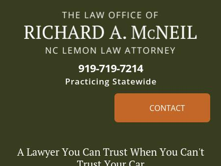 The Law Office of Richard A. McNeil