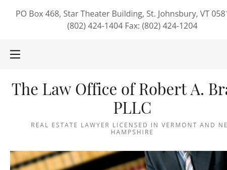 The Law Office of Robert A. Brazil, PLLC