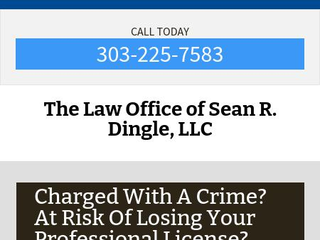 The Law Office of Sean R. Dingle, LLC