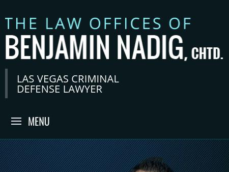 The Law Offices of Benjamin Nadig, Chtd.