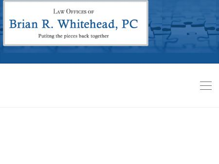 The Law Offices of Brian R. Whitehead, PC