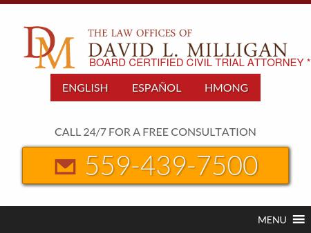 The Law Offices of David L. Milligan