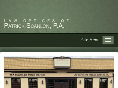 The Law Offices of Patrick Scanlon