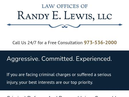 The Law Offices Of Randy E Lewis Llc