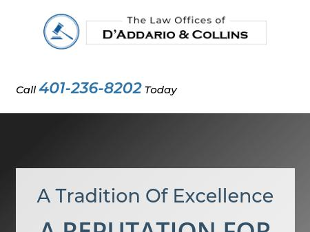 The Law Offices of Richard P. D'Addario