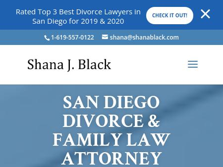The Law Offices of Shana J. Black