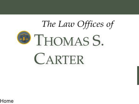 The Law Offices of Thomas Salazar Carter
