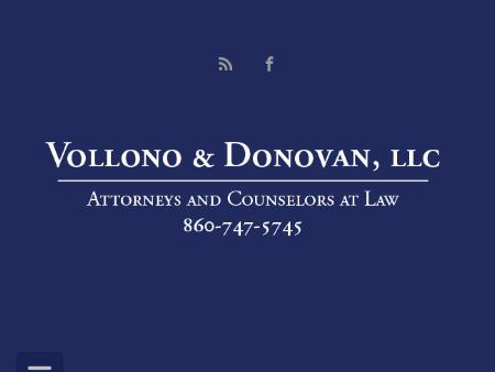 The Law Offices of Thompson Vollono & Donovan, LLC