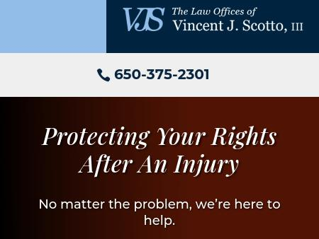 The Law Offices of Vincent J. Scotto, III