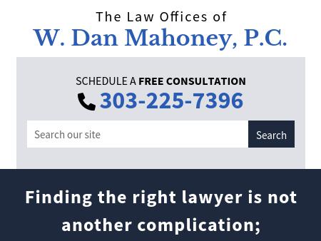 The Law Offices of W. Dan Mahoney, P.C.