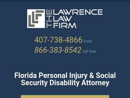 Orlando Social Security Disability Lawyers | Top Attorneys