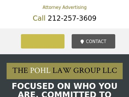 The Pohl Law Group LLC
