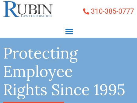 The Rubin Law Corporation