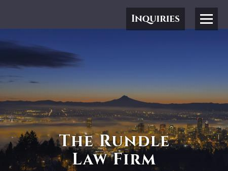 The Rundle Law Firm