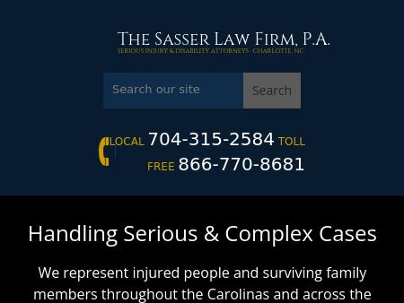 The Sasser Law Firm, P.A.