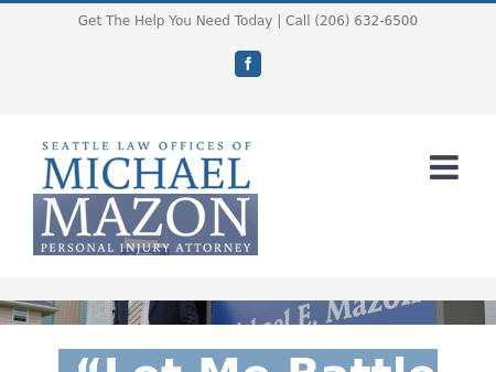 The Seattle Law Offices of Michael E. Mazon