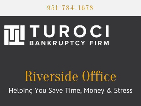 The Turoci Bankruptcy Firm