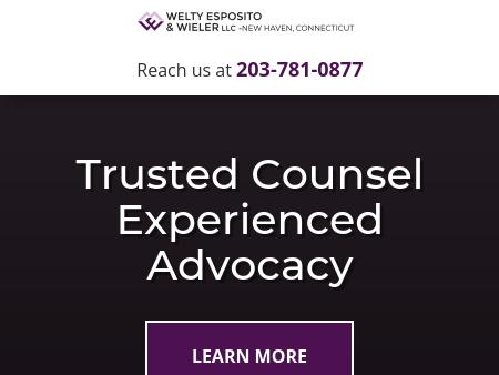 Welty Esposito & Wieler LLC Law Offices