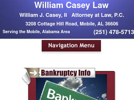 William J Casey Law Office