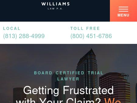 Williams Law Association, P.A.