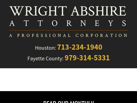 Wright Abshire, Attorneys, A Professional Corporation