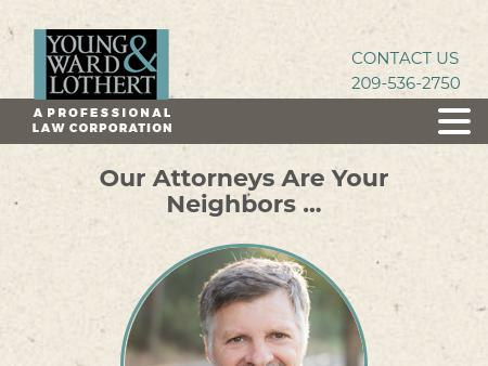 Young Ward & Lothert, A Professional Law Corporation