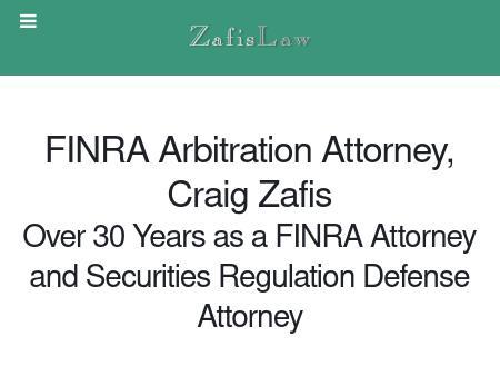 Zafis R Craig Attorney At Law   San Diego CA Law   LawyerLand