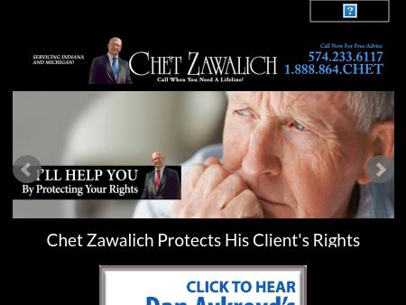 Zawalich Chet Law Offices Of