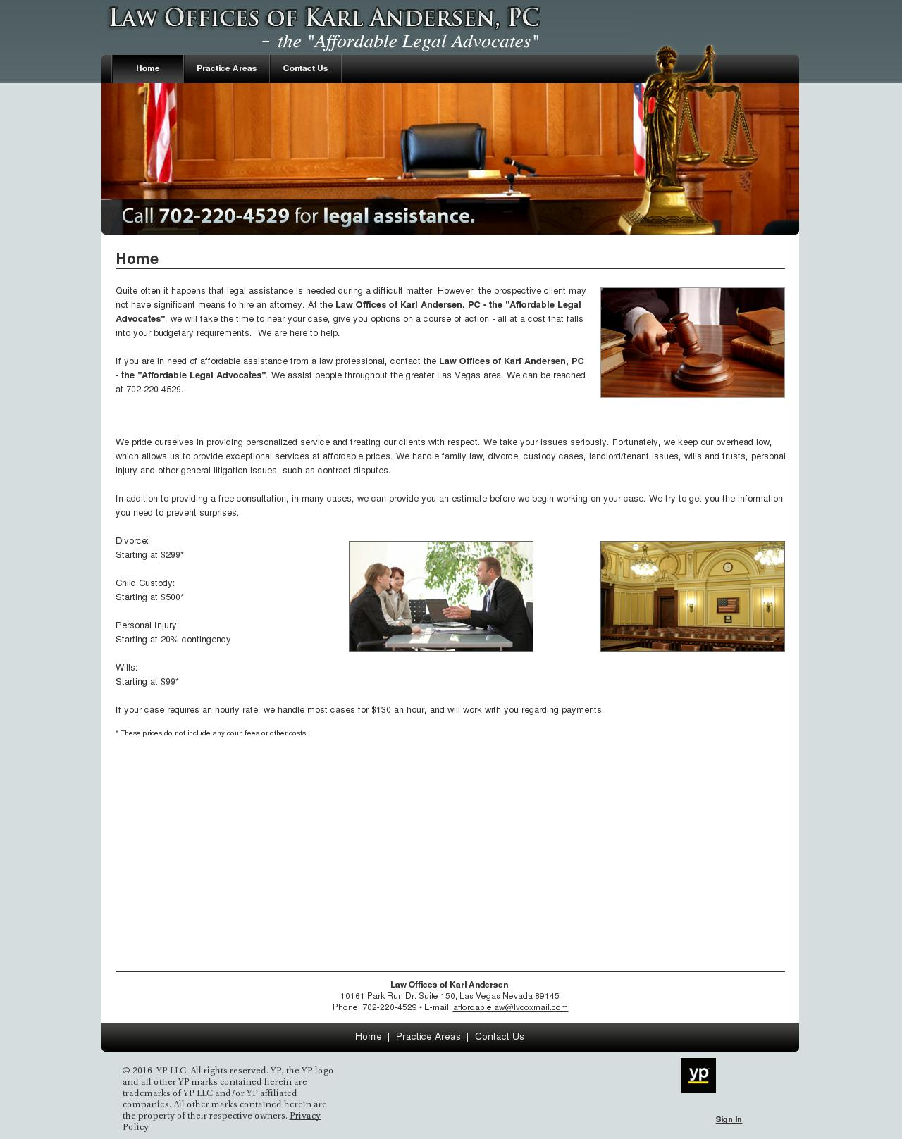 Affordable Legal Advocates - Las Vegas NV Lawyers