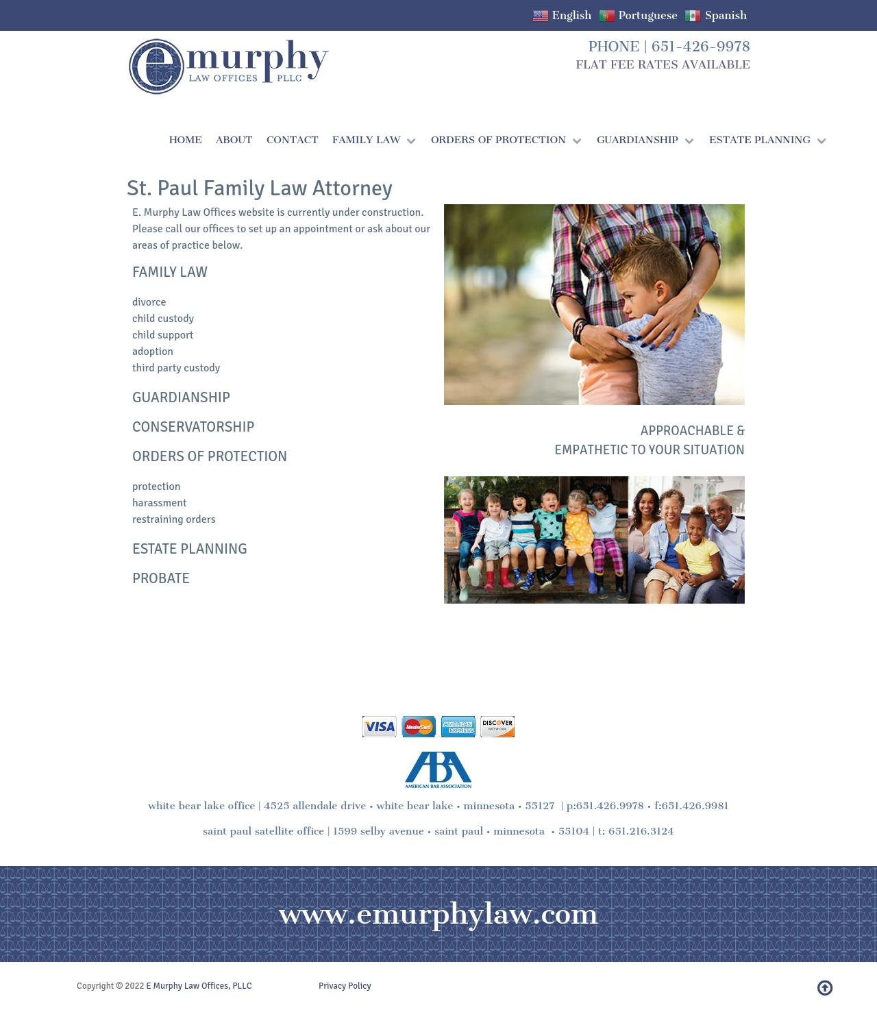E Murphy Law Offices, PLLC - Saint Paul MN Lawyers