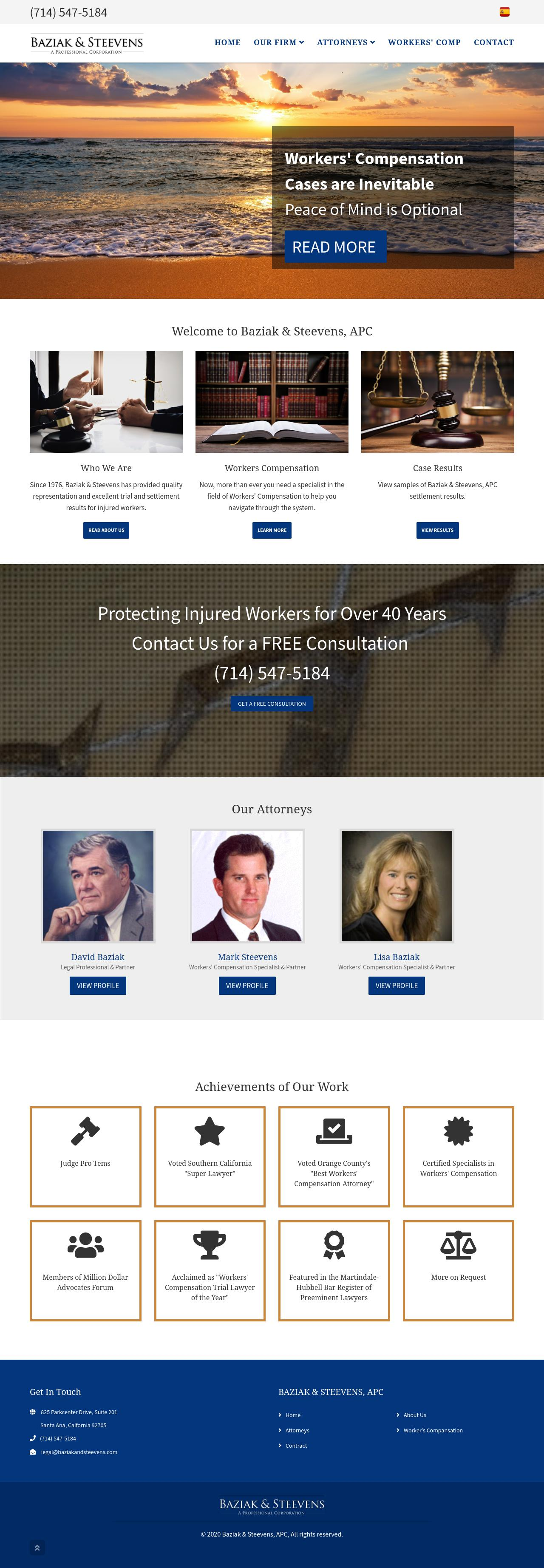 Hanasab Legal Network - Santa Ana CA Lawyers