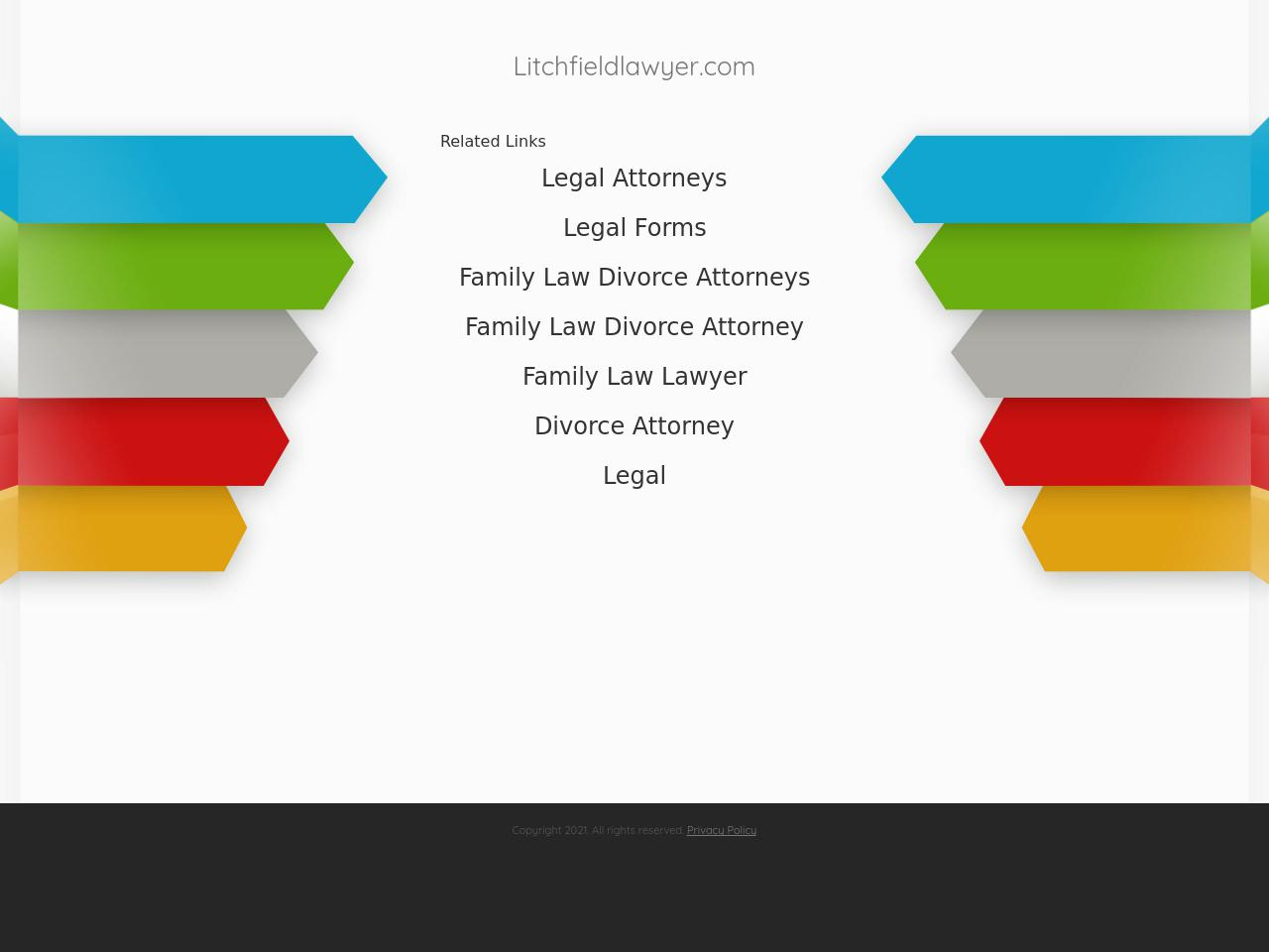 Litchfield Law, LLC - Crofton MD Lawyers