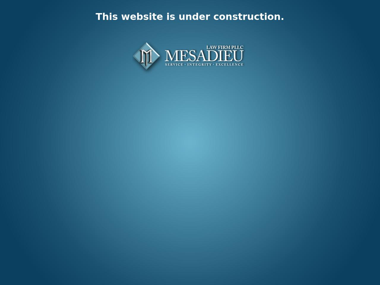 Mesadieu Law Firm, PLLC - Sterling Heights MI Lawyers