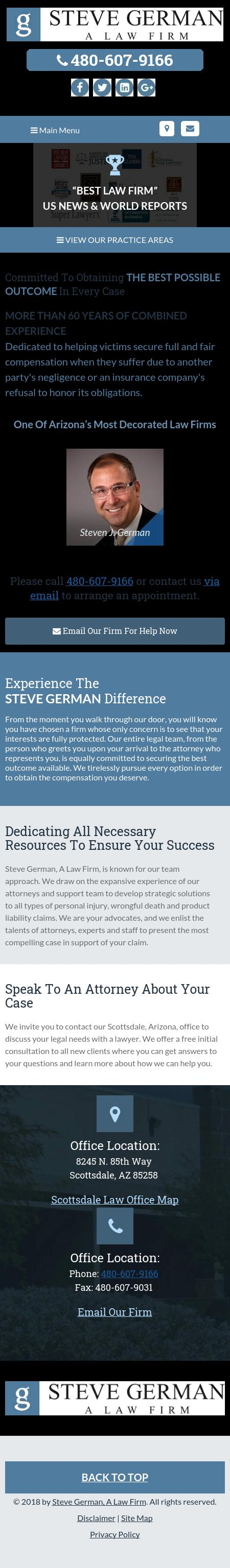 Adelman German, PLC - Scottsdale AZ Lawyers