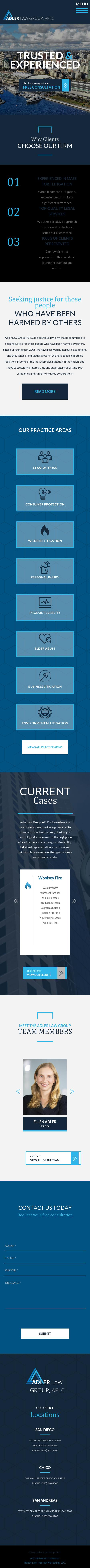 Adler Law Group - San Diego CA Lawyers