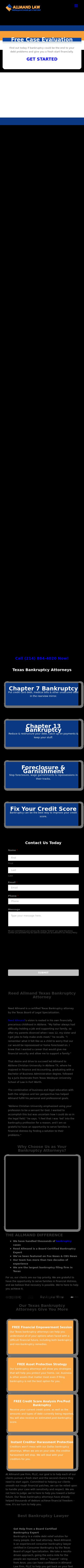 Allmand Law Firm, PLLC - Dallas TX Lawyers