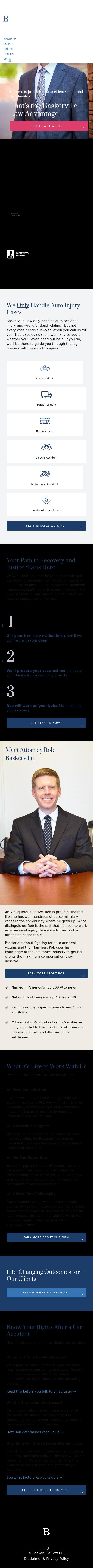 Baskerville Law LLC - Albuquerque NM Lawyers