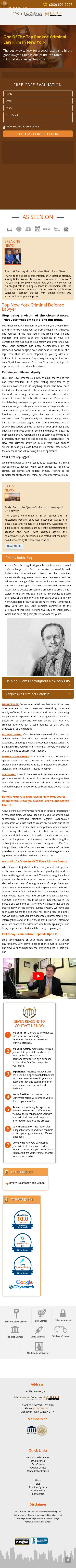 Bukh & Assoc. Law Offices - New York NY Lawyers