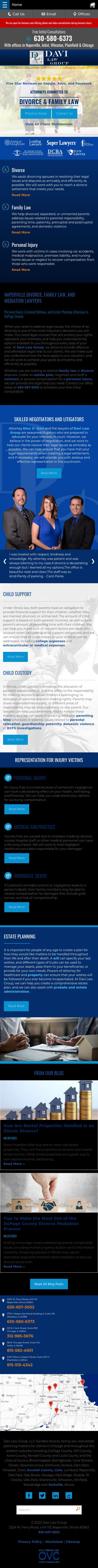 Davi Law Group, LLC - Wheaton IL Lawyers