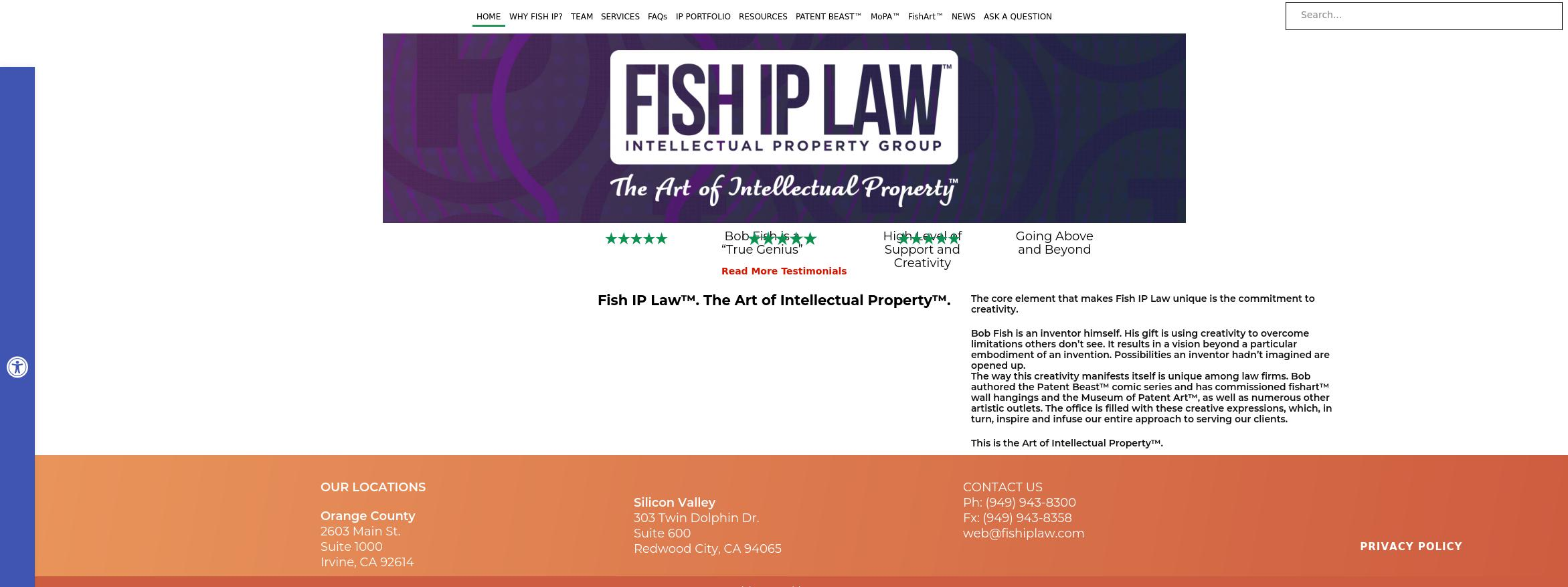 Fish & Tsang LLP - Redwood City CA Lawyers