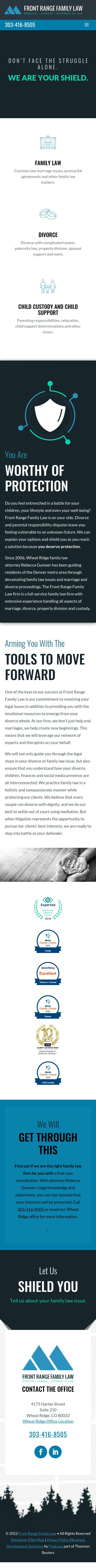 Front Range Family Law - Wheat Ridge CO Lawyers