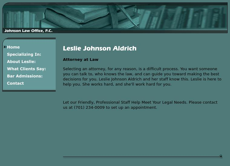 Johnson Law Office PC - Fargo ND Lawyers