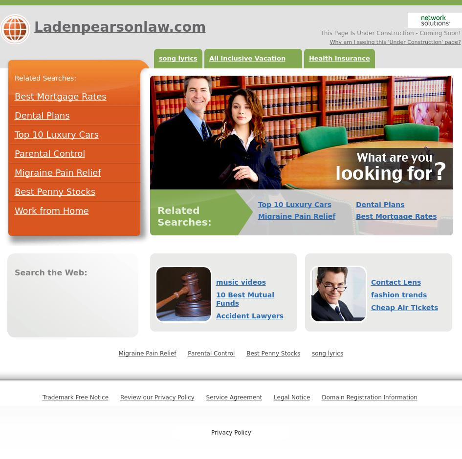 Laden & Pearson PC - Des Moines IA Lawyers