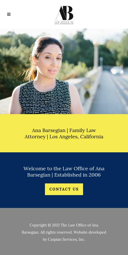 Law Office of Ana Barsegian - Glendale CA Lawyers
