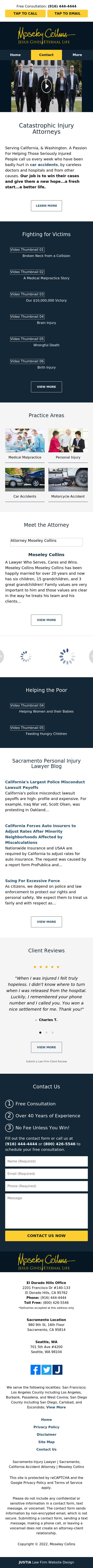 Moseley Collins - San Francisco CA Lawyers
