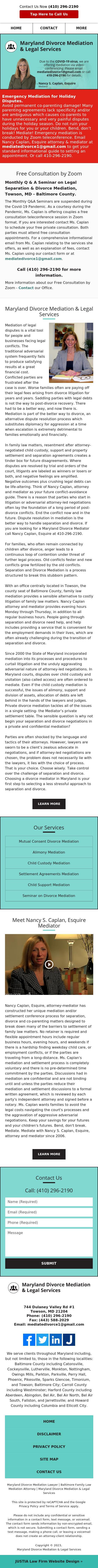 Maryland divorce laws separation dating