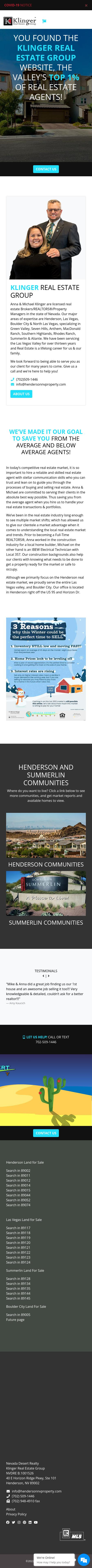 Nevada Desert Realty & Property Management - Henderson NV Lawyers