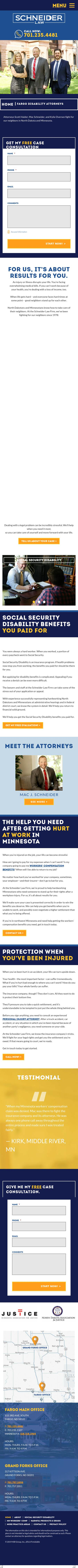 Schneider Mac - Fargo ND Lawyers
