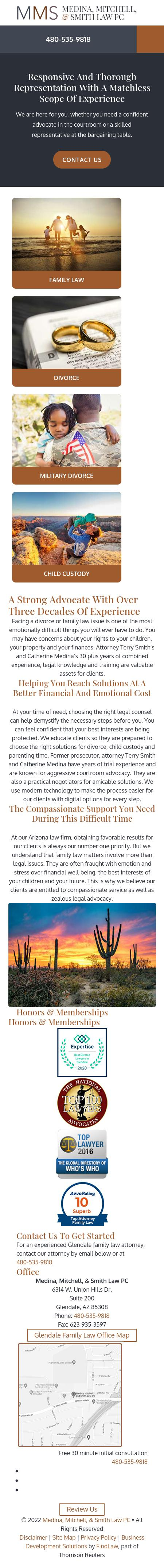 Smith Law Office, P.C. - Litchfield Park AZ Lawyers